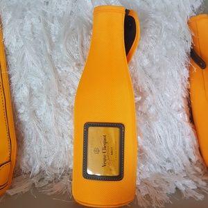 Vueve Cliquot neoprene champagne sleeve